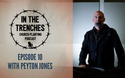 [PEYTON JONES Interview] Apostolic Church Planting & The Holy Spirit