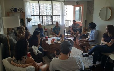 House Churches In High Rises And Persevering In Hard Soil