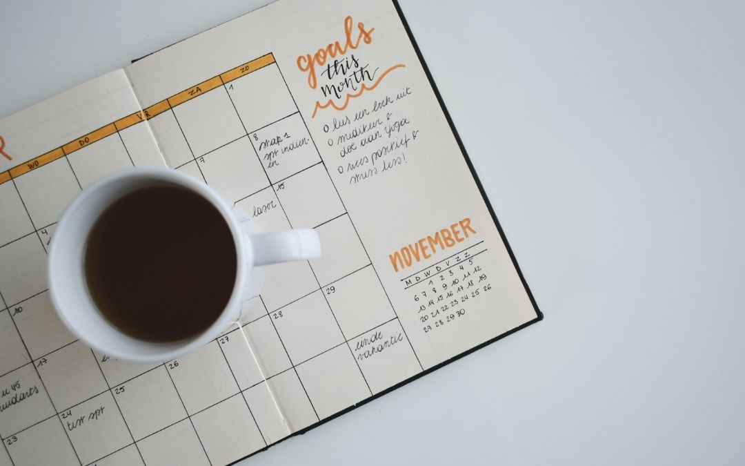 Annual Planning, Productivity, and Calendaring